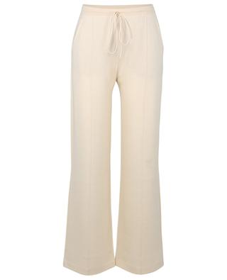 Pantalon de jogging large en maille fine WINDSOR