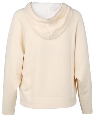 Sweat-shirt à capuche en maille fine WINDSOR