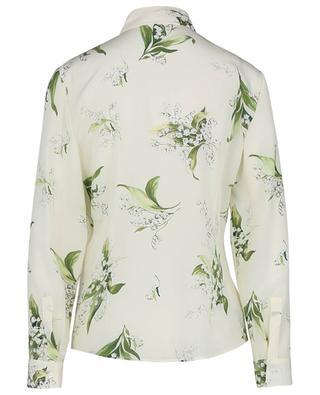 Bedrucktes Hemd aus Seide May Lily RED VALENTINO