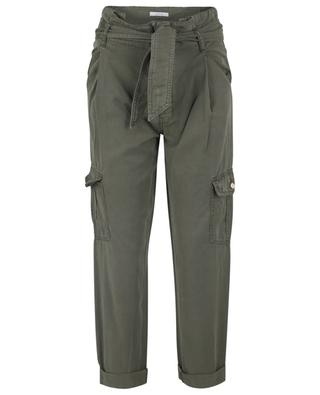 Davide high-rise carrot cargo trousers IBLUES