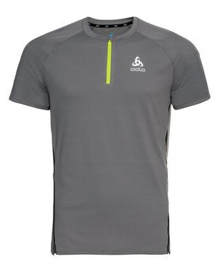 Men's AXALP TRAIL 1/2 zip T-shirt ODLO