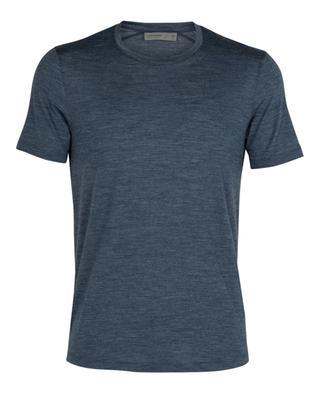 T-shirt manches courtes Sphere SERENE BLUE HTHR ICE BREAKER