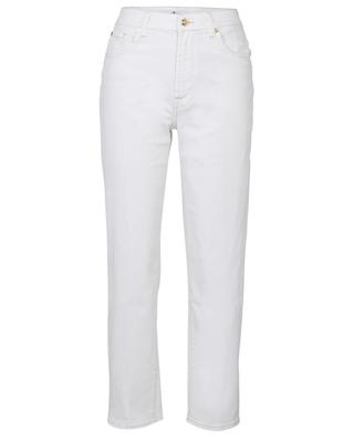 Gerade Jeans mit hohem Bund The Modern Straight Cloud 7 FOR ALL MANKIND