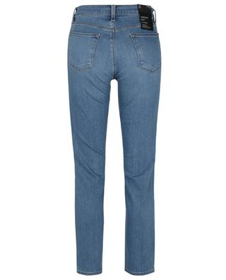 Light blue straight jeans Adele Mid Rise Straight Earthen J BRAND