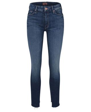 The Looker Two Step Ankle Fray skinny jeans MOTHER