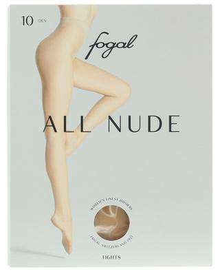 All Nude ultra sheer tights FOGAL