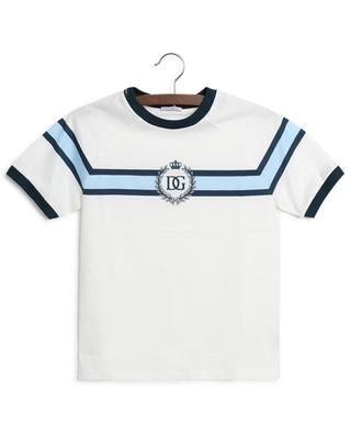 T-shirt garçon imprimé Parco dei Principi DOLCE & GABBANA
