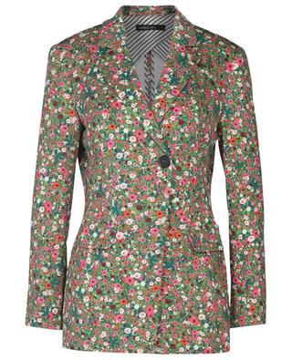 Blazer croisé en jersey imprimé Mille-Fleurs MARC CAIN