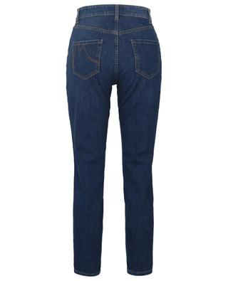 Cropped high-rise tapered jeans MARC CAIN