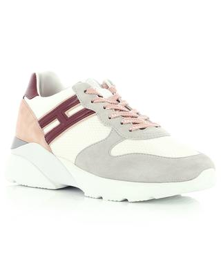 Active One multi-material sneakers with chunky soles HOGAN