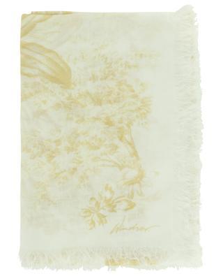 Foulard en modal imprimé Toile de Jouy WINDSOR