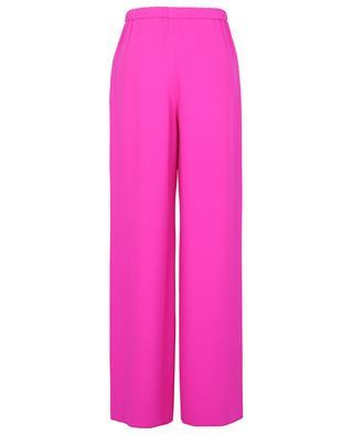 Pantalon large en cady couture VALENTINO