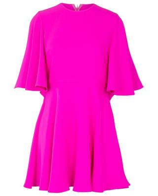 Silk mini dress VALENTINO