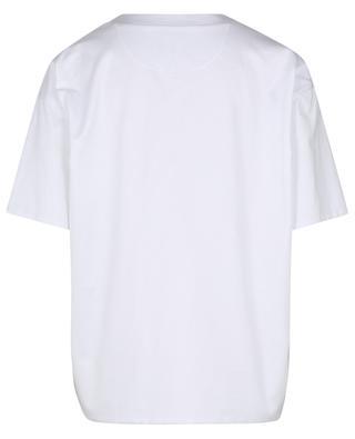 T-Shirt aus festem Jersey VGold VALENTINO