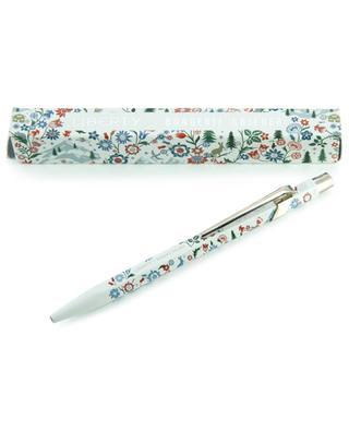Liberty x Bongénie Grieder printed ballpoint pen CARAN D'ACHE