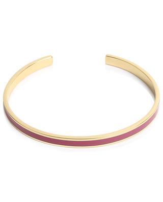 Bracelet doré et rouge Jonc 0,44 cm BANGLE UP