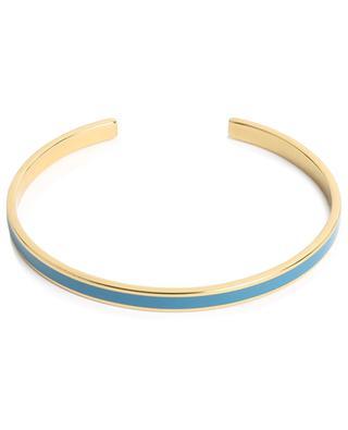 Bracelet doré et bleu Jonc 0,44 cm BANGLE UP