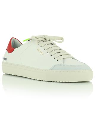 Clean 90 Tripe Animal white low-top sneakers with leopard detail AXEL ARIGATO