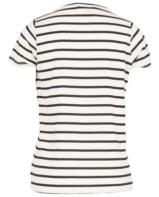 T-shirt rayé en jersey RUE DU PARADIS ALLUDE