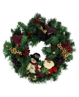Festive Pals decorative wreath ENCHANTE