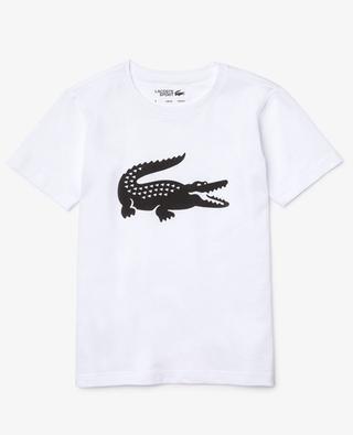 T-shirt en tissu technique avec crocodile LACOSTE SPORT TENNIS LACOSTE