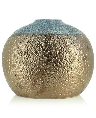 Bauchige bemalte Vase KERSTEN
