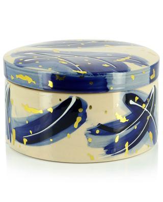 Ceramic decorative box KERSTEN