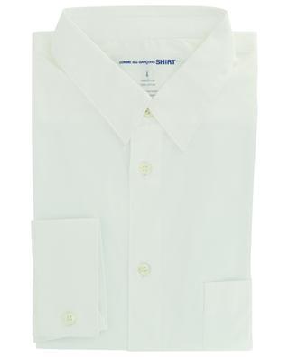 Langarm-Hemd aus Popeline Forever COMME DES GARCONS SHIRT