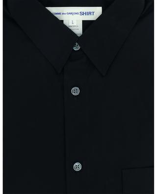 Forever short-sleeved poplin shirt COMME DES GARCONS SHIRT