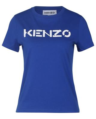 Kurzarm-T-Shirt mit Print KENZO Logo KENZO