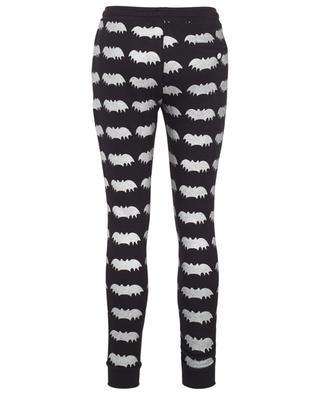 Pantalon de jogging imprimé chauve-souris ZOE KARSSEN