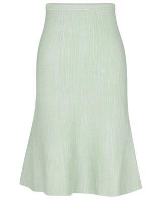 Knitted skirt with wavy hem VICTORIA VICTORIA BECKHAM