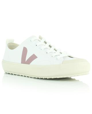 Weisse Sneakers aus Stoff Nova Canvas Babe VEJA