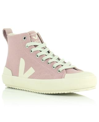 Hohe Sneakers aus Stoff Nova Hightop canvas Babe Pierre VEJA