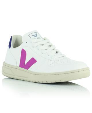 V-10 CWL vintage sneakers with purple yokes VEJA