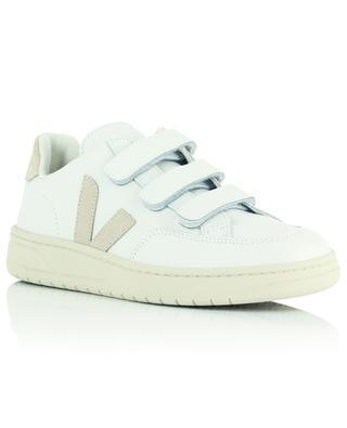 V-Lock extra-white leather velcro sneakers VEJA