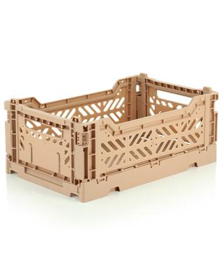 Colour Crate small foldable storage crate HAY