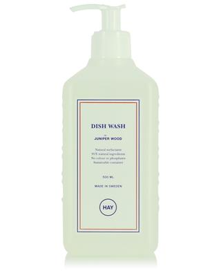 Dish Wash Juniper Wood natural dish washing liquid - 500 ml HAY