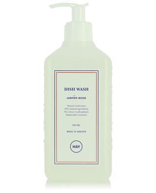Liquide vaisselle naturel Dish Wash Juniper Wood - 500 ml HAY