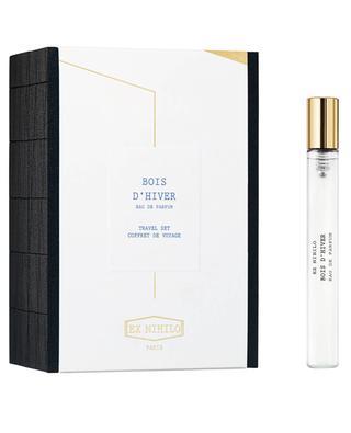 Bois d'Hiver perfume travel set - 5 x 7.5 ml EX NIHILO