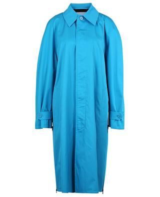 Mantel aus Gabardine mit Zippern Carcoat BALENCIAGA