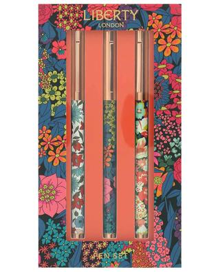 Ensemble de stylos décorés LIBERTY LONDON