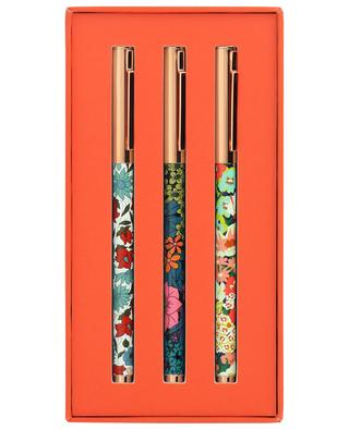 Ensemble de stylos décorés LIBERTY LONDON