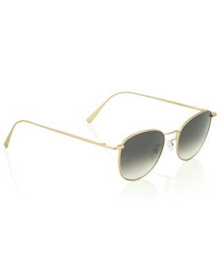 Mattgoldene Metall-Sonnenbrille The Splendid VIU