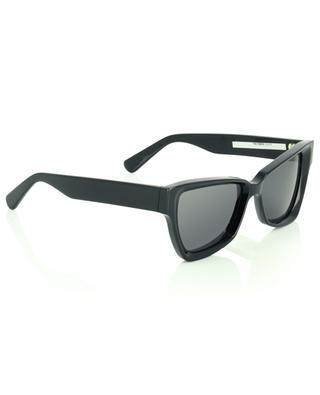 The Fierce square black acetate sunglasses VIU