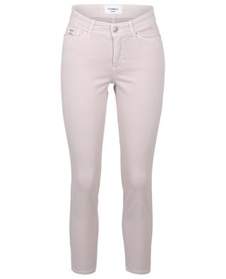 Pantalon slim raccourci en coton stretch Piper Short CAMBIO