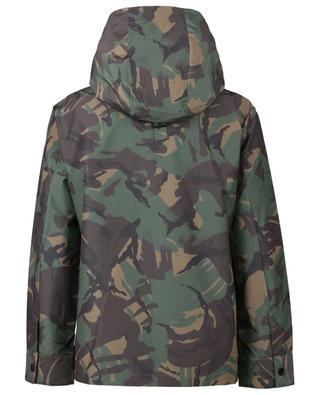 Leichter Parka mit Camouflage-Print Samy A.P.C.