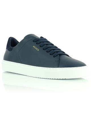 Clean 90 Smooth leather sneakers with suede yoke AXEL ARIGATO