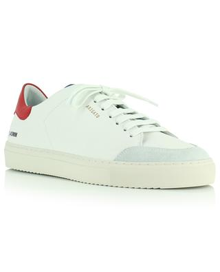 Clean 90 trip Smooth leather sneakers with three yokes AXEL ARIGATO