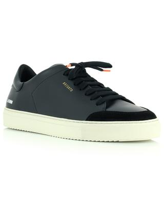 Clean 90 trip Smooth leather sneakers with suede yoke AXEL ARIGATO